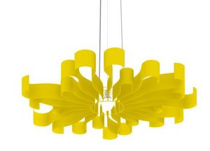 22 22 EDITION DESIGN - 22 22 soleil_ - Hanging Lamp