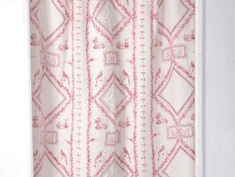 Coquecigrues - paire de rideau fortuna - Ready To Hang Curtain