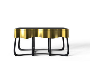 BOCA DO LOBO - sinuous - Bedside Table