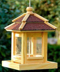 GASCO - maison carré - Birdhouse
