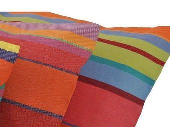 Les Toiles Du Soleil - bonbon plume capucine - Cushion Cover