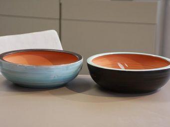 Les Poteries Clair de Terre - nymphéa - Decorative Cup