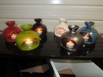 Les Poteries Clair de Terre - féeries - Candle Jar