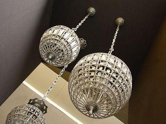 Spiridon - pointe - Hanging Lamp