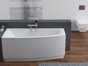 CPS DISTRIBUTION - arcline - Freestanding Bathtub