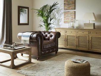 Flamant -  - Chesterfield Armchair