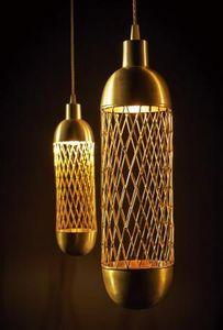 La Fibule -  - Hanging Lamp