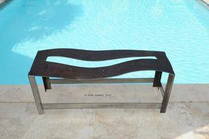 Vera Kunodi -  - Garden Bench