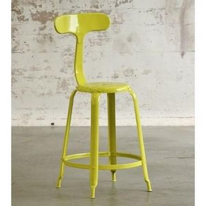 Mathi Design - tabouret de bar baleine - Bar Chair