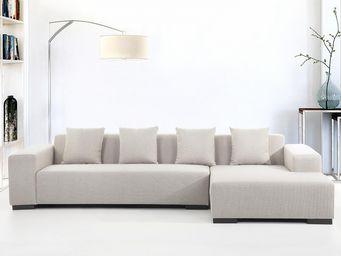 BELIANI - sofa lungo (g) - Adjustable Sofa