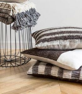 ANIZA - cha - Square Cushion