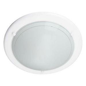 Brilliant - miramar - plafonnier/applique blanc ø31cm | appliq - Ceiling Lamp