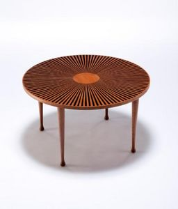 ANOUCHKA POTDEVIN -  - Round Diner Table