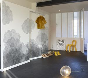 Bien Fait - cloudy - Wallpaper