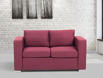BELIANI - canapés en tissu - 2 Seater Sofa