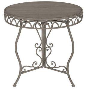 Esschert Design -  - Round Garden Table