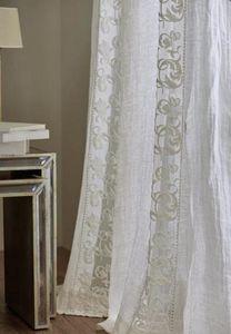 Mastro Raphaël - calais righe verticali - Hooked Curtain