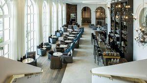 Agence Nuel / Ocre Bleu -  - Tip : Hotel Hall