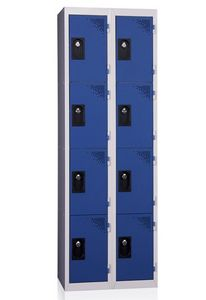 EVP - vestiaire multicases 4 cases - School Locker