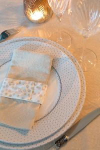 Bouchara -  - Christmas Tablecloth