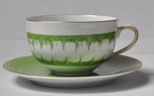 Marie Daage - rafia - Tea Cup