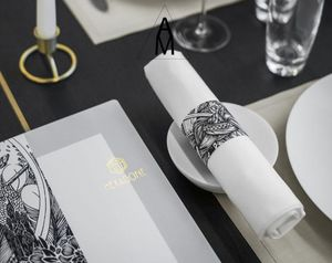 ALEX ET MARINE -  - Napkin Ring