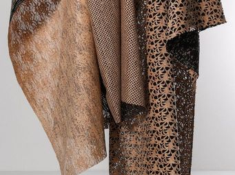 4Spaces - cork curtain collection - Upholstery Fabric