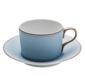 Jaune De Chrome - --craquelé givré - Tea Cup