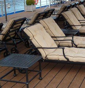 Oxley's -  - Garden Deck Chair