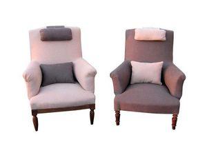 Techni Salons -  - Armchair
