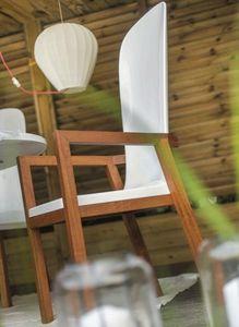 ART MELY -  - Garden Armchair