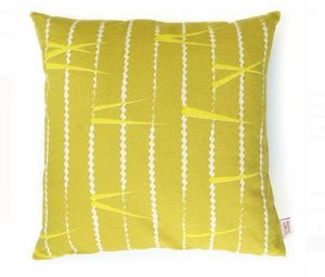 SKINNY LAMINX - zigzag - Square Cushion