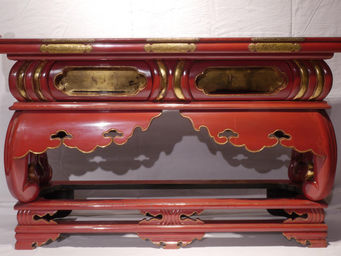 Thierry GERBER - jf056 - Console Table