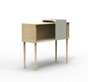 MALHERBE EDITION - buffet coulisse - High Chest