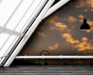IN CREATION - ciel 2 - Panoramic Wallpaper