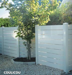 Cadiou Industrie - coulicou - Fence With An Openwork Design