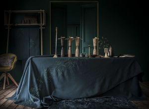 Alexandre Turpault - saisons - Rectangular Tablecloth