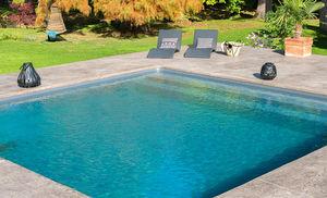 Aquilus Piscines -  quadra - Mini Pool