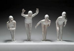 AGNÈS BAILLON -  - Sculpture