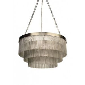ALAN MIZRAHI LIGHTING - chain063 shallow chain - Chandelier