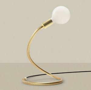 EDGAR - wave - Desk Lamp