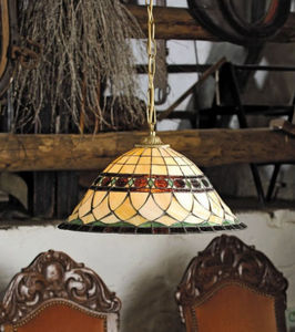 IGS deco - série tiffany - Hanging Lamp
