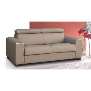 UNIVERS DU CUIR -  - Sofa Bed