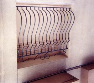 Basset Ferronnerie Freres -  - Security Grille