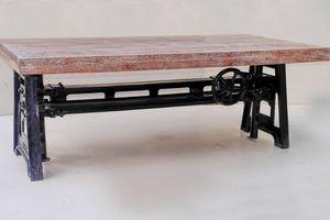 MEUBLE HOUSE -  - Liftable Coffee Table