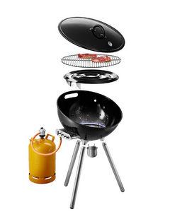 EVA SOLO - fireglobe - Gas Fired Barbecue