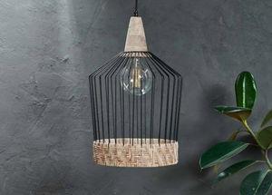 ROTIN ET OSIER - maru - Hanging Lamp