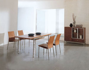 TS Furniture -  - Rectangular Dining Table