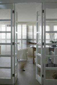 JASNO - porte persienne - Glass Entrance Door