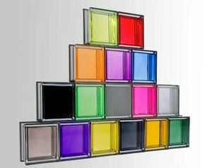 Rouviere Collection - collection mendini - Glass Brick